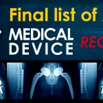Happy New Year – Here's a list of Medical Device Recalls from 2018.